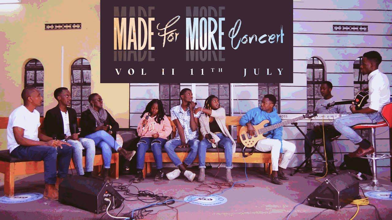Download MADE FOR MORE CONCERT VOLUME 2