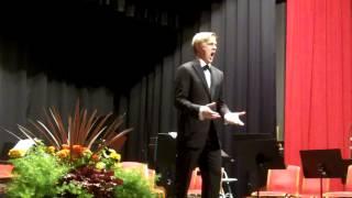 "Anton Arensky, With Passion and Desire (""Rafaello""), Sergey Radchenko, tenor"