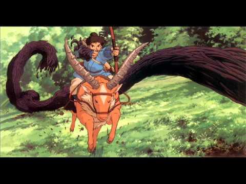Mononoke Hime  The Legend of Ashitaka Orchestral