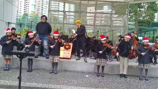 Publication Date: 2018-01-06   Video Title: 2017-12-13 美樂共賞社區音樂會「慈雲山中心小提琴」