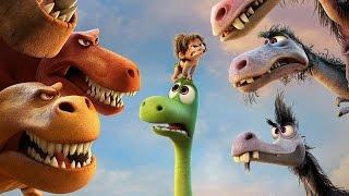 Добрий динозавр / The Good Dinosaur (український трейлер №2)