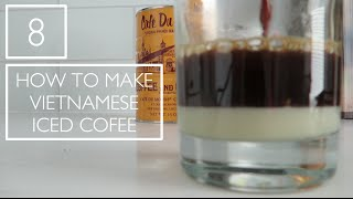 How to Make Vietnamese Iced Coffee | A Day in the Life of a 2nd Year Medical Student