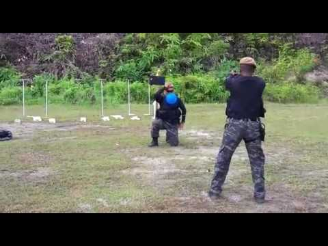 VAT 69 komando training
