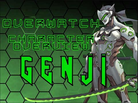 OVERWATCH- CHARACTER OVERVIEW-