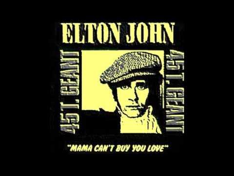 Elton John - Mama Can't Buy You Love (Remix) Hq