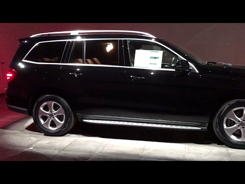 2017 Mercedes-Benz GLS Walk-Around Rockville Centre, Nassau, Long Island, New York, Queens, NY HA934