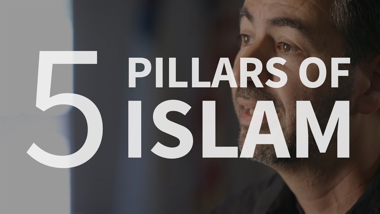 How do the five pillars of Islam contribute to their understanding of salvation?