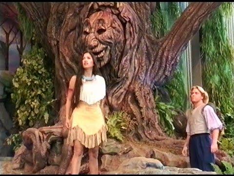 The Spirit of Pocahontas * Disney-MGM Studios * Walt Disney World * January 1996