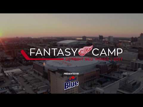 2017 Detroit Red Wings Fantasy Camp