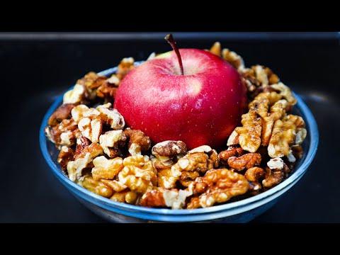 ЗАПЕЧЕННЫЕ ЯБЛОКИ Рецепт с черносливом, медом и орехами
