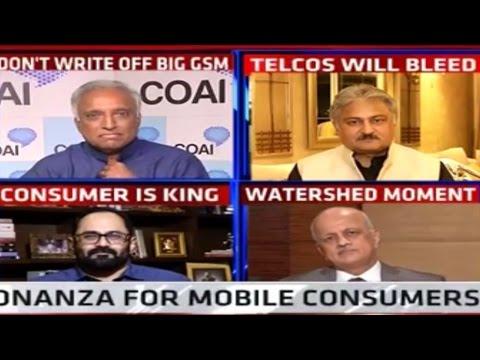 Ambani's Big Bang Return To Telecom