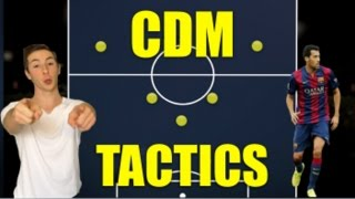 How to Play Defensive Midfielder! | AllTactics
