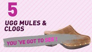 UGG Mules & Clogs // New & Popular 2017