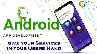 Mobile Application Development for Business growth  | Android App Development  Company