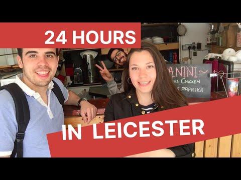7 things to do in Leicester, UK. Football. Entrepreneurship