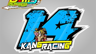 Cara Membuat No Start Racing Di Corel DRAW x7 [14]