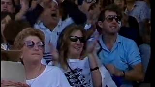 AFL Round 4, 1992 - West Coast vs Geelong - (Subiaco Oval) - Gary Ablett's 150th Game - First Half