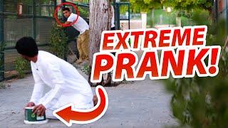 Hilarious Prank w/ Coby Persin, Bin Baz & Mo Vlogs