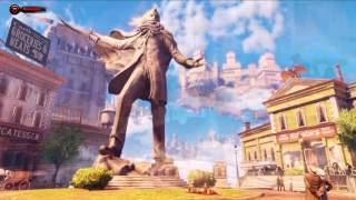 BioShock: The Collection — трейлер Bioshock Infinite