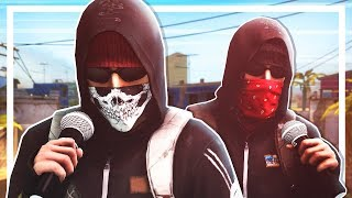 Fitz and I drop some sick rhymes - CS:GO