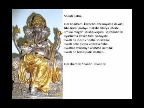 Sri Ganapati Atharvasirsha Upanishad
