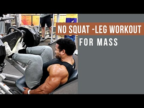 Poll Favorite Leg Exercise Apart From Squats