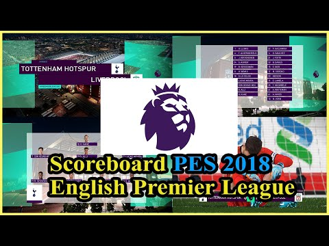 PES 2018 New