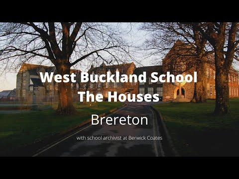 West Buckland School - The Houses - Brereton