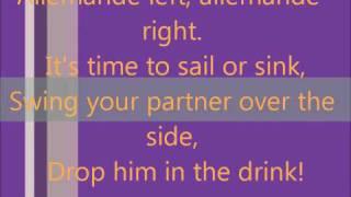 Muppets Treasure Island - Cabin Fever Lyrics