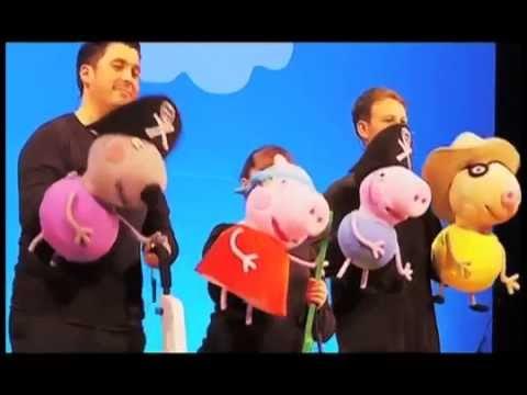 Peppa Pig Live in Manila! TREASURE HUNT
