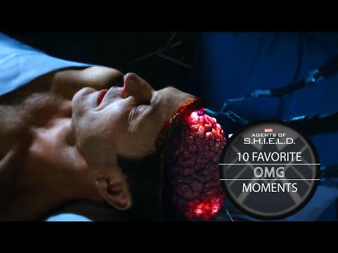 10 OMG Moments - Marvel's Agents of S.H.I.E.L.D. 100