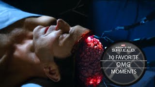 10 OMG Moments - Marvels Agents of SHIELD 100
