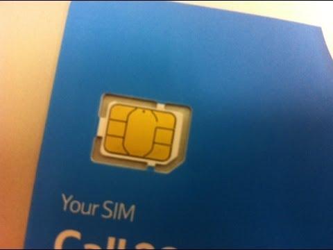 Tesco phone sim card deals