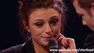 Cher Lloyd sings for Survival - Everytime (Britney Spears) X Factor Semi Final Results (Full) HD