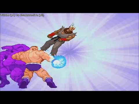 [HD] - Fightcade - Street Fighter Alpha 3 - WillBM(BRA) Vs Shadowonlive(BRA)