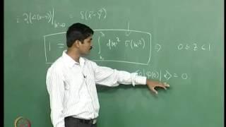 Mod-02 Lec-13 Interacting Field Theory - VI