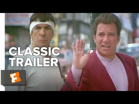 Star Trek IV: The Voyage Home (1986) Trailer #1 | Movieclips Classic Trailers