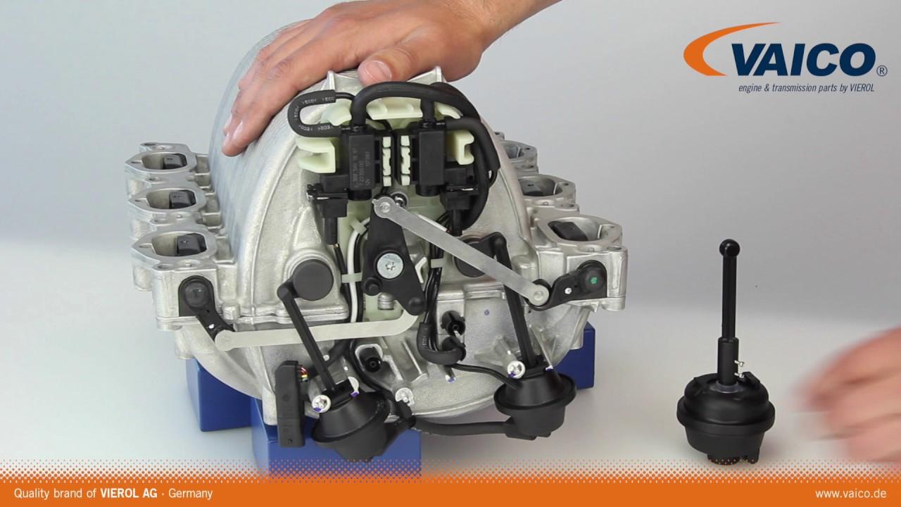 Ansaugkrümmer Drosselklappe MERCEDES Motoren M272 V6 und M273 V8 Reparatursatz