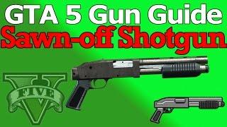 GTA 5: Sawn-Off Shotgun Gun Guide (Review, Stats, & How To Unlock)
