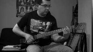 The Clash Guns Of Brixton Guitar Cover