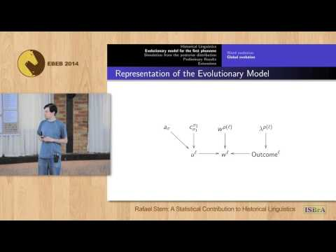 Rafael Stern - A Statistical Contribution to Historical Linguistics