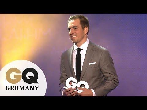 GQ Sports Icon Philipp Lahm   GQ Männer des Jahres 2017