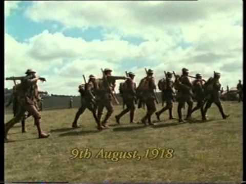 Sir John Monash as portayed by Bill Kerr. ANZACS mini-series 1985.