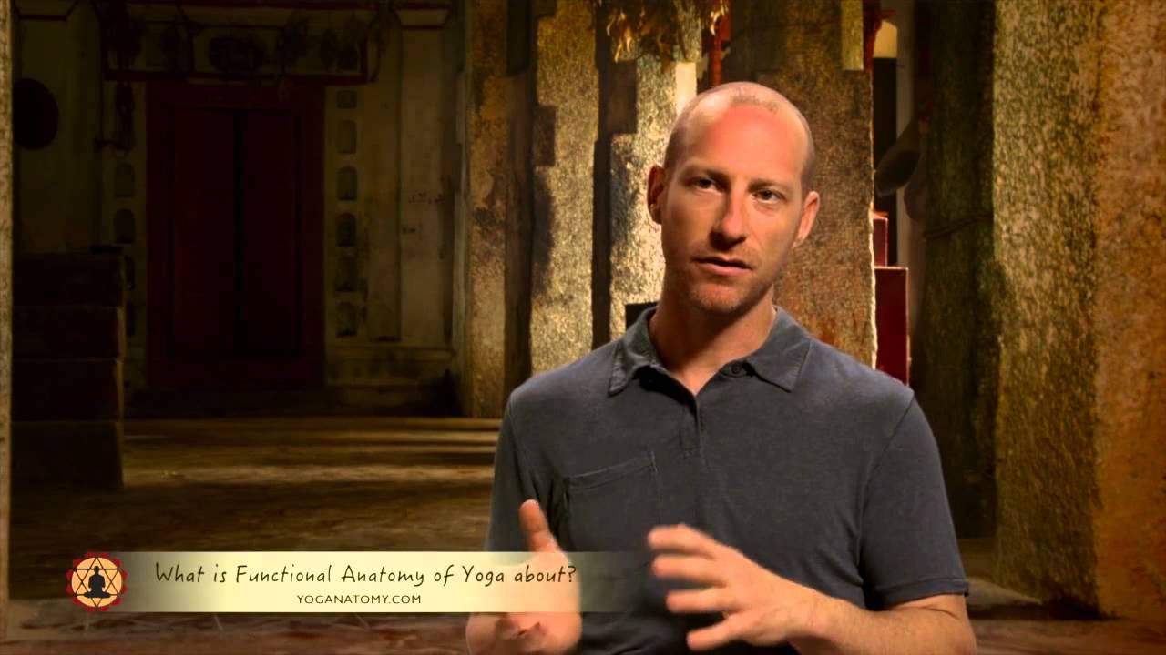 What is Functional Anatomy of Yoga book all about? - YouTube