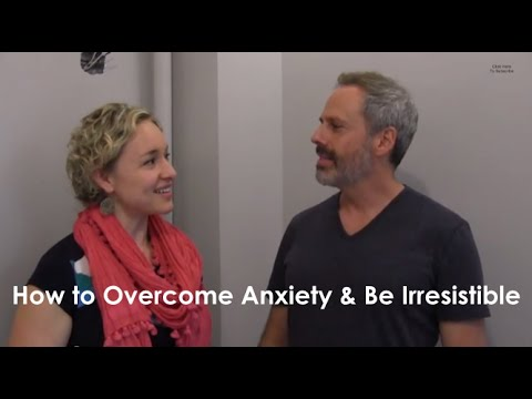 How to Overcome Anxiety & Be Irresistible: Glimpse TV with Josh Pais