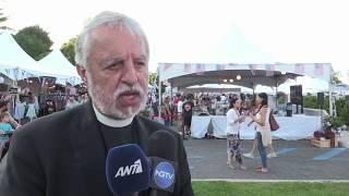 Το Ελληνικό Φεστιβάλ της Κοιμήσεως Θεοτόκου Χάμπτονς