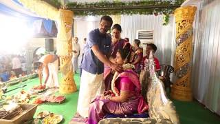 Aravind Abinaya cinematic wedding video by nds24x7