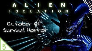 Alien Isolation (Part 5)