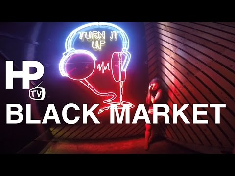 Black Market Club Finder's Keepers Joe's Meat Shack Chino Roces Avenue Makati by HourPhilippines.com
