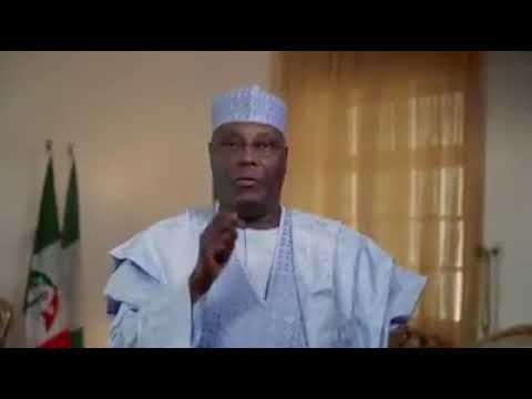 Atiku Abubakar Speaks On Making Nigeria Work Again